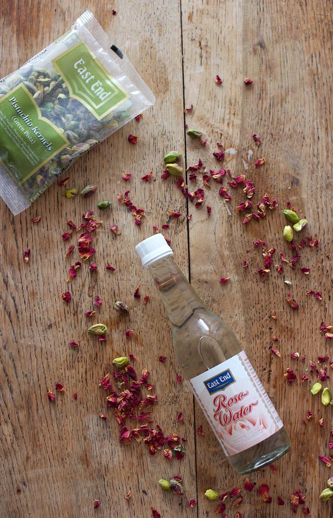 East End Foods Rose Water