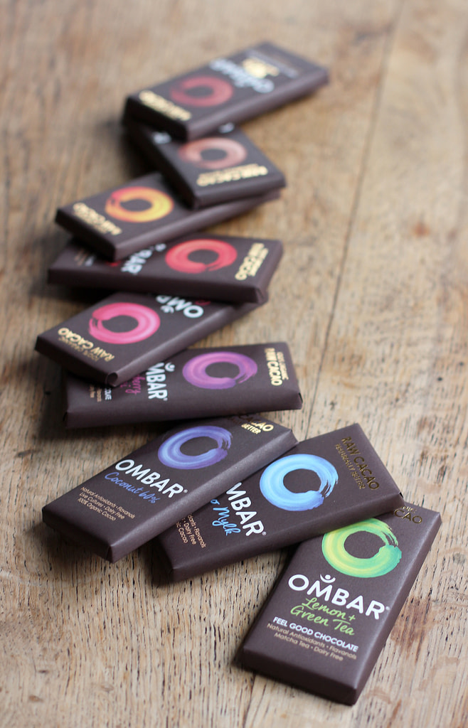taste test: ombar chocolate